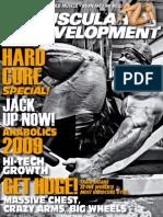 Muscular Development - February 2009 (US)