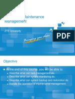 OM_OC205_E01_1 RAN EMS Maintenance Management-15