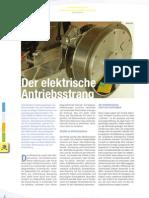 Der Elektrische Antriebsstrang, Esch, E-tek II 2011