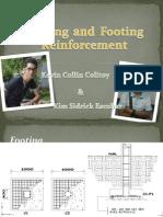 footing slides