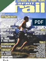 Esprit Trail - juillet 2013
