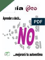 Guia 1- Aprender a decir no. APM Iberia Málaga[1]