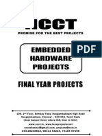 2013-14 Diploma Ece Project Titles