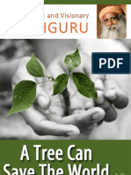 A Tree Can Save The World