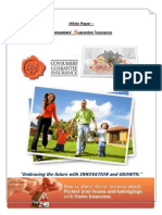 Consumers' Guarantee Insurance