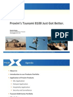 Proxim's Tsunami 8100 Just Got Better