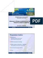 Advances in Design-Installation-Operation Analysis of Offshore Pipelines_Giertsen