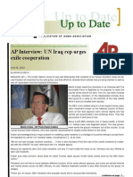 Up to date No. 56 - June 2013
