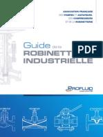 Guide Robinetterie