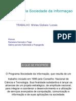 trabalho Livro Verde da Sociedade da Informaçao2