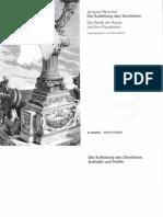 Jacques Ranciere - Die Aufteilung Des Sinnlichen S21-73