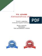 Will Adams - Aleksandrova Sifra