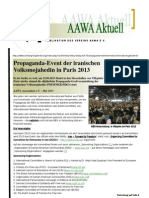 Aawa Aktuell Nr. 68 - Mai 2013