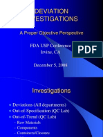 Download Forms Don FDA Deviation Investigations 2008