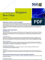 Investing in Singapore Blue Chips