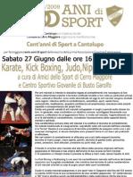Amici Dello Sport Oro Tif