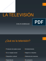 Concepto general de televisión