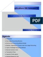 Oracle Subledger Accounting
