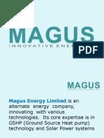 Magus Gshp  presentation