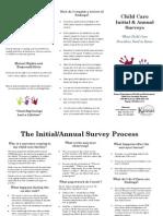 Initial Annual Survey Brochure FINAL 9-2012