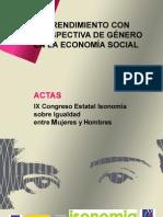INEQUIDADES Y BARRERAS DE GÉNERO EXPERIMENTADAS POR MUJERES CHILENAS EN EL EJERCICIO DEL EMPRENDIMIENTO (página 89)