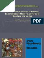 Puede la ficción servir a la Historia (2010)