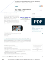 Instalar Android 4.2 Cámara, Galería APK Android ICS Y Jellybean ROM (Android 4.0.4 y 4.1