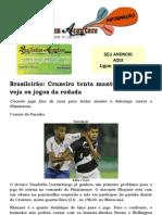 Brasileirão Cruzeiro tenta manter liderança; veja os jogos da rodada
