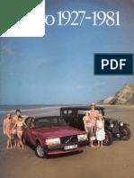 Volvo 1927-1981