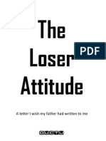 The Loser Attitude by D. N. Verkijika