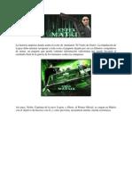 Enter the Matrix - La Guia