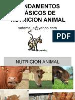 FUNDAMENTOS BÁSICOS DE NUTRICION ANIMAL[1]