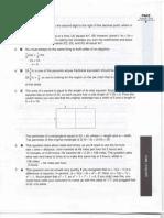 PSAT Sample Test Math - A&E