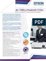 Proyector Powerlite 1705c - [1].1715c
