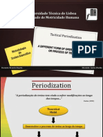 Tactical Periodization - A Different Way of Operationalization