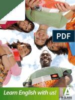 Learn English in Malta Brochure