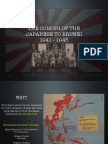 Japanese Occupation Of Brunei (1941-1945)