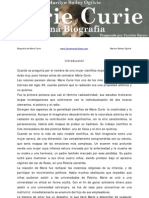 Biografia de Marie Curie - Marilyn Bailey Ogilvie