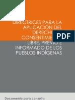 Guía consulta previa OIT