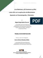 Menci Miguel a Martin Efecto Phi y Retiniana