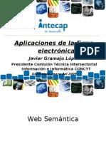 Presentacion - E-firma Aplicaciones JavierGramajo Mayo 2009
