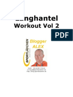 Langhantel Workout Vol 2