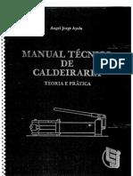 Manual Tecnico de Caldeiraria - Parte 1