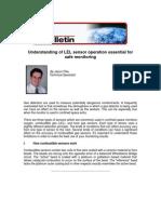 Understanding LEL Sensor Operation