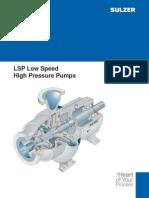 LSP LowSpeedHighPressurePumps E00522