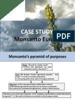Monsanto - presentation