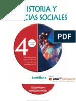 34462682 Cuarto Medio Historia y Ciencias Sociales