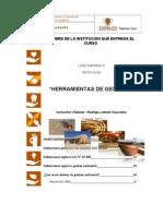 Manual Herramientas de Gestion