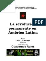 La Revolución Permanente en América Latina - Rossi