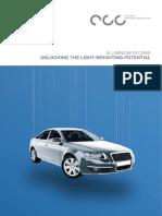 EAA Aluminium in Cars Unlocking the Light Weighting Potential